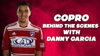 GoPro behind the scenes with Danny Garcia | FCDTV
