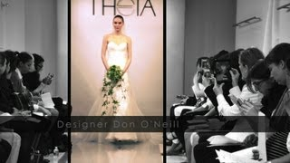 THEIA White Collection, Spring 2014 - New York - BTS*