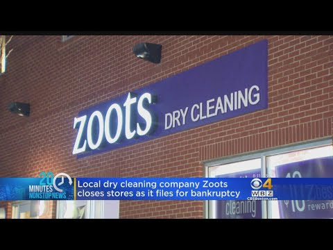 Dry Cleaning Company Zoots Closes