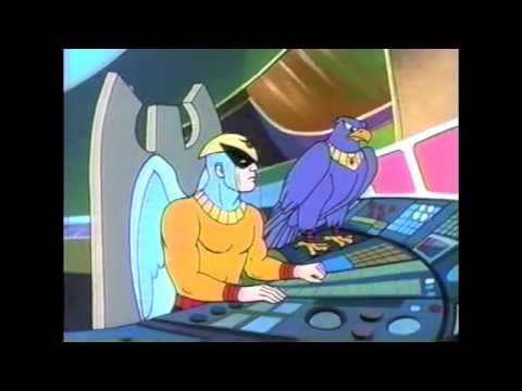 cartoon network birdman in