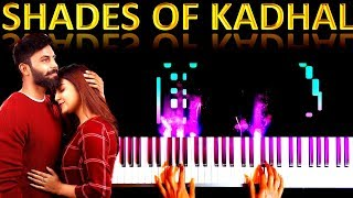 Shades of Kadhal - Tamil Album Song | Piano | Valentine's Special❤️