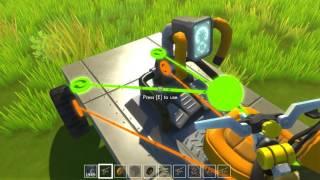 ScrapMechanic построил машину (угар) #2