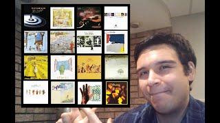 Genesis Albums Worst to Best