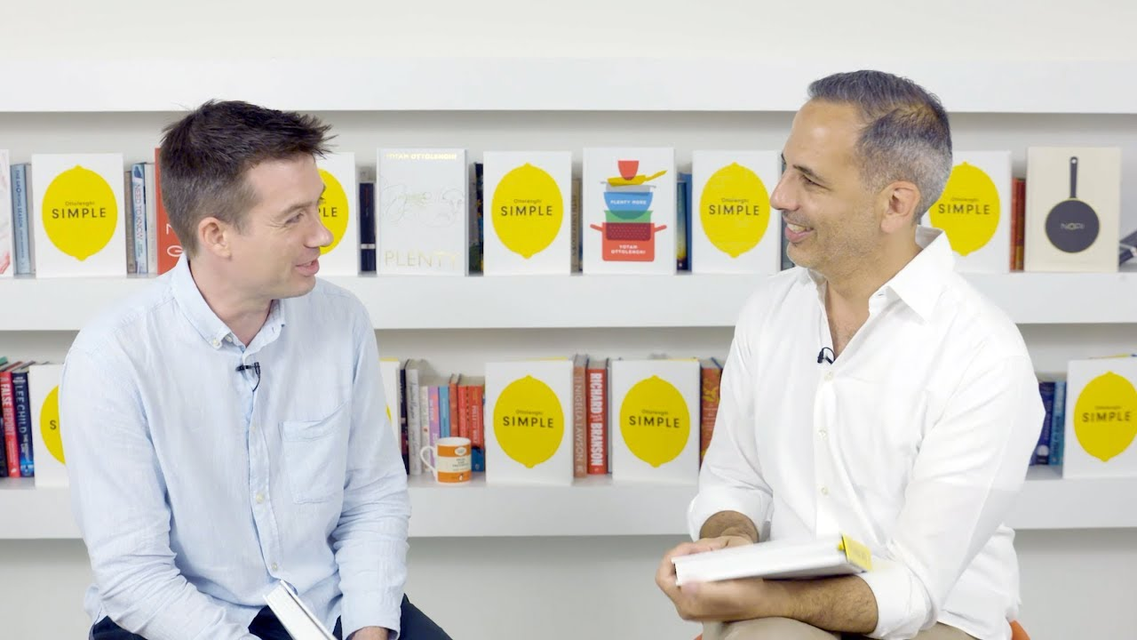 Yotam Ottolenghi: Yotam Ottolenghi Introduces Simple