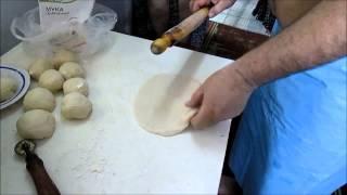 Рецепт приготовления чебурек