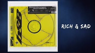 [3.74 MB] Post Malone - Rich & Sad (Lyrics)