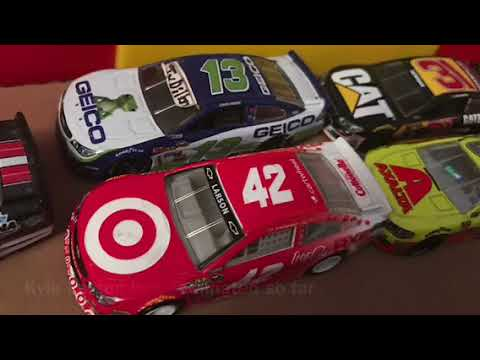 2017 Progressive Cup Series Race 19 Dollar General Dirt Derby Eldora Stop Motion