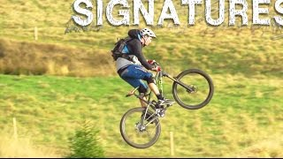 SIGNATURES ENDURO in Ore Mountains | MTB Ride Session