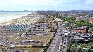 Пляжи Римини Первое впечатление(Первое впечатление от пляжей в Римини – это какая-то нереальная для нашего глаза абсолютная чистота и ухож..., 2016-02-11T17:45:11.000Z)