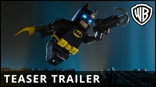 De LEGO Batman Film   Officiële trailer 1   NL gesproken   8 februari in de bioscoop