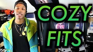 #StayCozy Fits From @Finishline (Nike Tech Fleece, Adidas, & Northface)