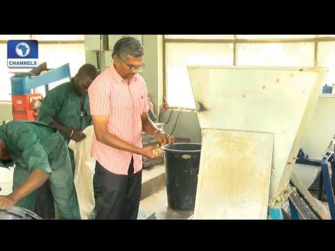 Earthfile Focuses On Making Better Use of Cassava Waste (PT2) 03/07/15