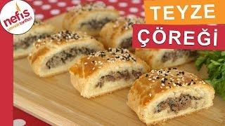 Teyze Çöreği - Çörek Tarifleri - Nefis Yemek Tarifleri