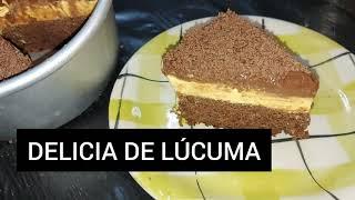 COMO HACER DELICIA DE LÚCUMA | CHOCO LÚCUMA