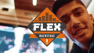 FleX FM - Backstage Cypher #7 (Mero)