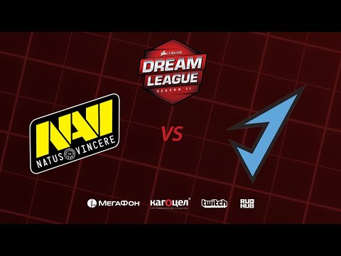 NaVi vs JStorm - DreamLeague Season 11 - BO1