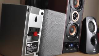 genius SP-HF800A Speaker System Comparison Listening Tests