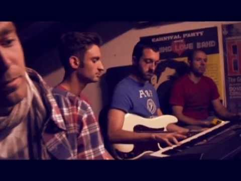 Kasabian - Goodbye Kiss (by Four Guys in a Cab)