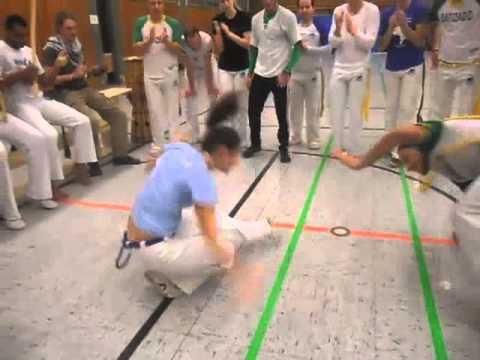 Batizado Capoeira Biriba Brasil 2013