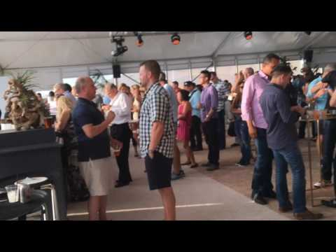 Tesla Gigafactory Grand Opening Party Clip 1