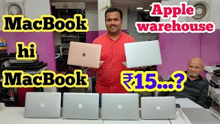 CHEAPEST MACBOOK / APPLE LAPTOPS/ LAPTOP MARKET DELHI