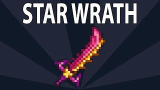 Poradnik Terraria 1.3 - Star Wrath - (Również) Najlepszy miecz