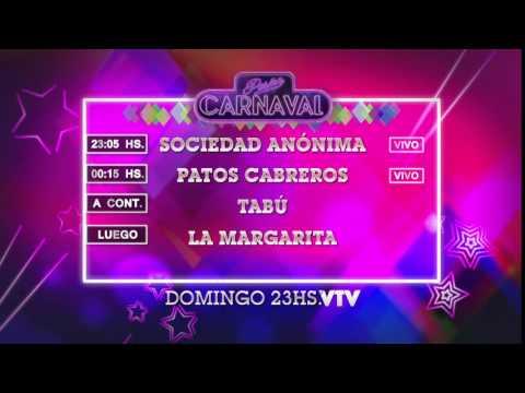 Agenda Carnaval Domingo 7 Febrero
