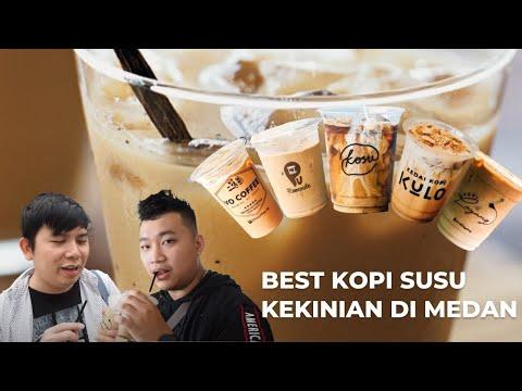 Kopi Susu paling enak di Medan!