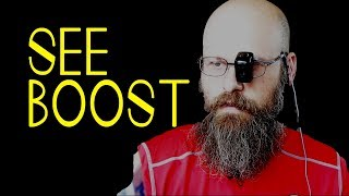 SeeBOOST - Low Vision Device - The Blind Life