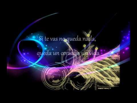 Cali Y El Dandee - Yo Te Esperare Letra (lyrics) 2011