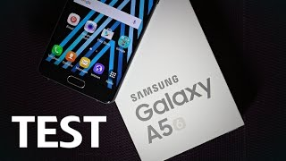 TEST du smartphone SAMSUNG Galaxy A5 (version 2016) - High Tech
