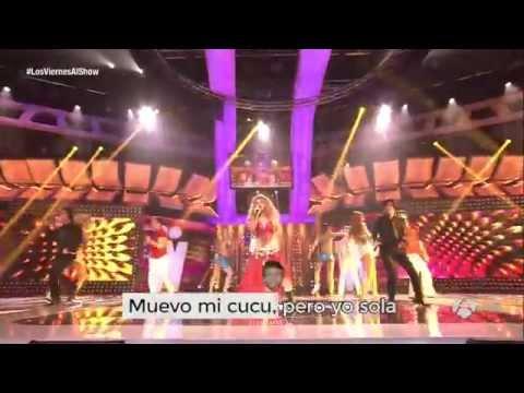 Arturo, Manel y Bustamante parodian la actualidad como Isabel Pantoja, Raphael y Shakira