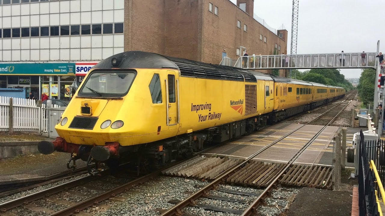 Best Of BR Class 43 HST's On My Channel - YouTube