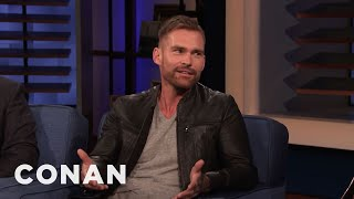 Seann William Scott Still Gets Called Stifler - CONAN on TBS