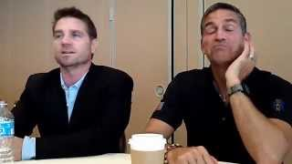 Interview With E.P. Greg Plageman & Jim Caviezel of Person of Interest at Comic-Con 2014 Thumbnail