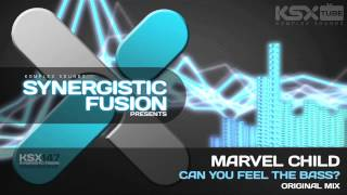 [KSX147] Marvel Child - Can You feel the BASS? (Original Mix)