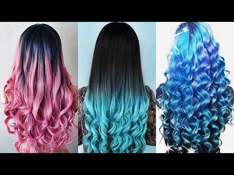 new-haircut-and-color-transformation---amazing-hairstyles-compilation