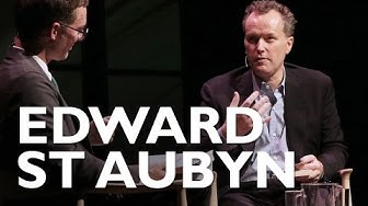 Edward St Aubyn - International Authors' Stage - The Black Diamond