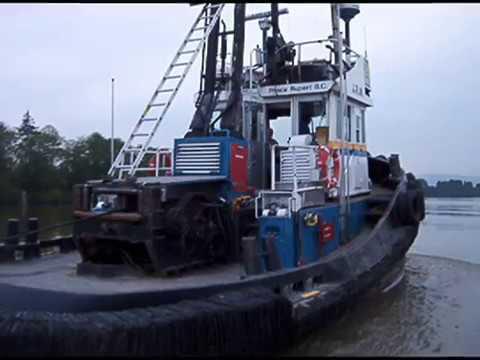 Fraser River Tug Boats