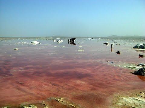 Mirzaladi Lake, Qaradağ raion, Baku Region, Azerbaijan, Eurasia