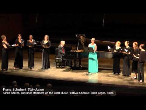 2014 Bard Music Festival Overview