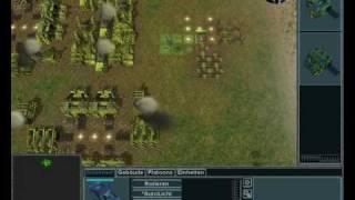 Earth 2150 ED main base