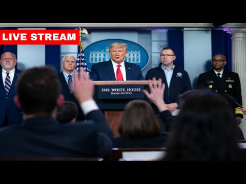 BREAKING: President Trump and Members of the Coronavirus Task Force Press Briefing