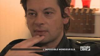 "Benjamin Biolay : album ""Vengeance"" - Entrée Libre"