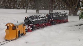 HSB - Der Winterkampf geht weiter; HSB - The winter fight continues