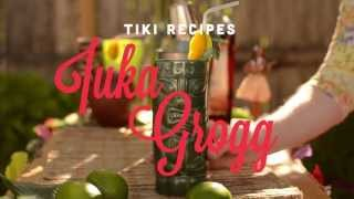 How To Make An Iuka Grogg Tiki Drink