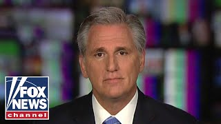 Rep. Kevin McCarthy on GOP agenda, leadership fight