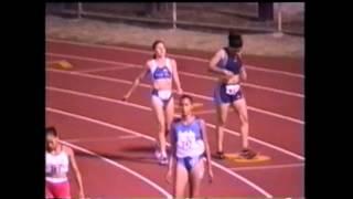 Los 100 metros del Campeonato Nacional FAPUR 2001