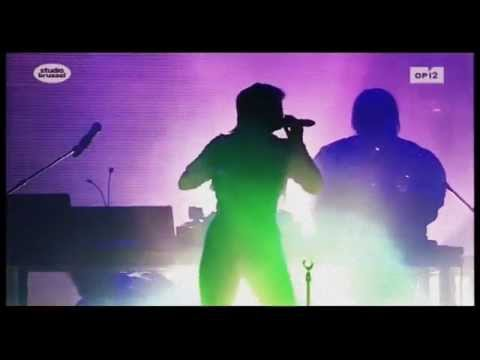 Robyn & Röyksopp (live*august 2014) -  Do It Again /The Girl And The Robot (HQ- Pukkelpop)