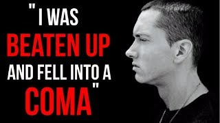 The Motivational Success Story Of Eminem - From Bullied Poor Boy To a Billionaire Rap God